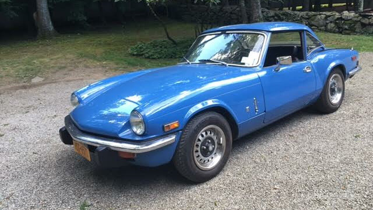 1975 Triumph Spitfire for sale 100885287