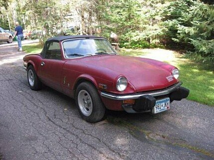 1975 Triumph Spitfire for sale 100829553