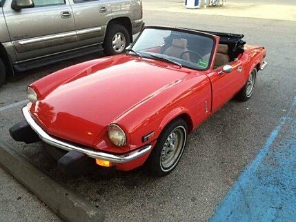 1975 Triumph Spitfire for sale 100829559