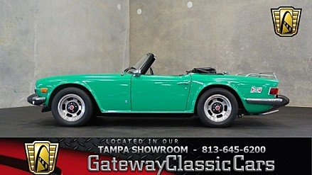 1975 Triumph TR6 for sale 100782631