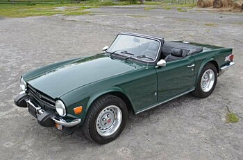1975 Triumph TR6 for sale 100816950