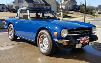 1975 Triumph TR6 for sale 100838143