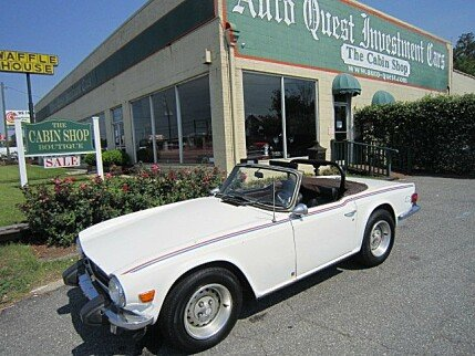 1975 Triumph TR6 for sale 100871146