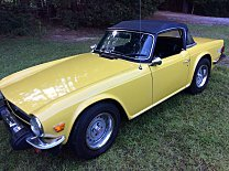 1975 Triumph TR6 for sale 100914714