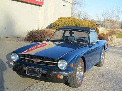 1975 Triumph TR6 for sale 100931235