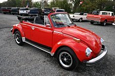 1975 Volkswagen Beetle for sale 100870151