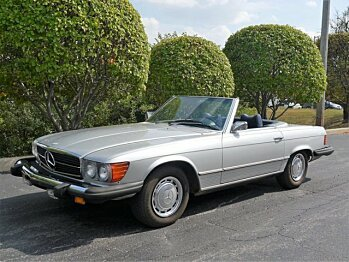 1975 mercedes-benz 450SL for sale 100956400