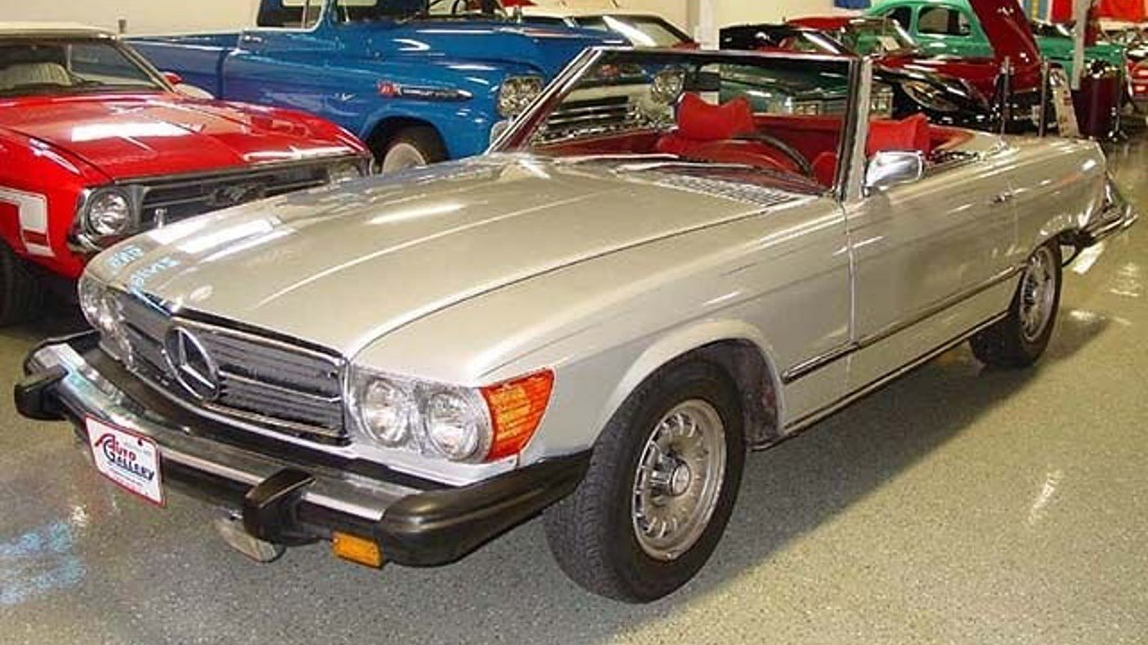 1975 mercedes-benz 450SL for sale 101012042