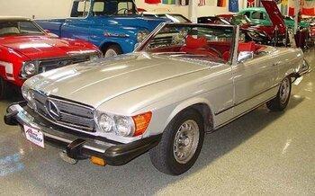 1975 mercedes-benz 450SL for sale 101012042