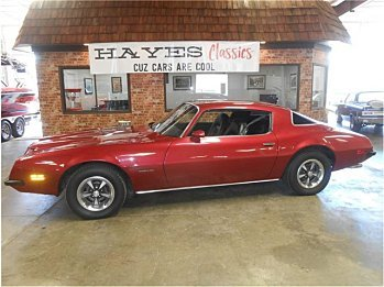 1975 pontiac Firebird for sale 100886253