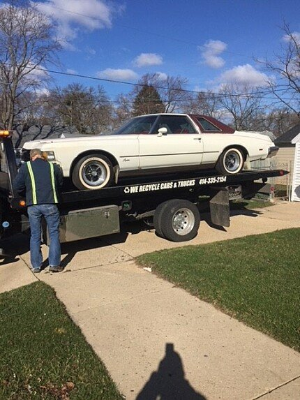 1976 Buick Riviera Coupe for sale 101025844