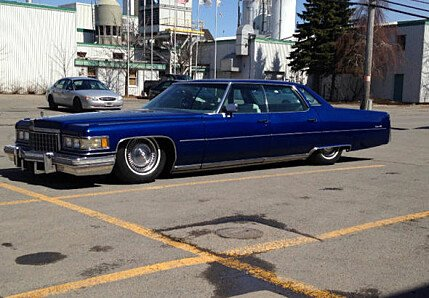 1976 Cadillac De Ville for sale 100849446