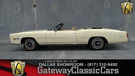 1976 Cadillac Eldorado for sale 100756714