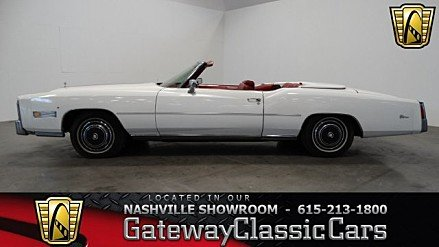 1976 Cadillac Eldorado for sale 100760064