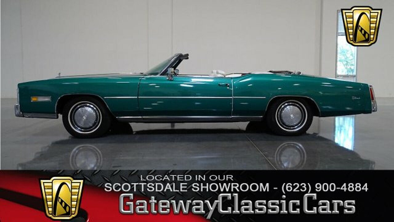 1976 Cadillac Eldorado for sale 100964474