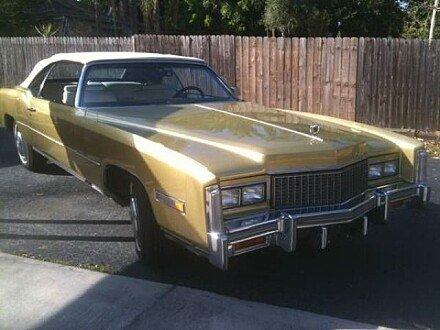 1976 Cadillac Eldorado for sale 100853790