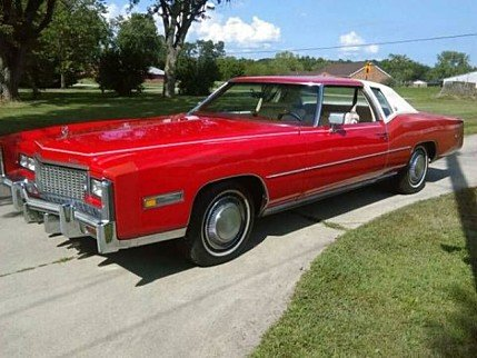 1976 Cadillac Eldorado Clics for Sale - Clics on Autotrader