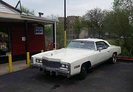 1976 Cadillac Eldorado for sale 100867879