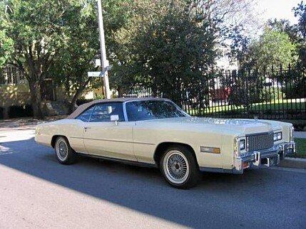 1976 Cadillac Eldorado for sale 100872218