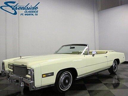 1976 Cadillac Eldorado for sale 100930704