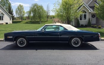1976 Cadillac Eldorado Convertible for sale 100945933