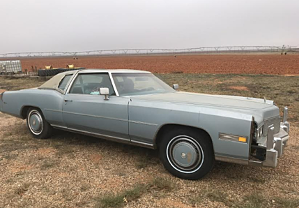 1976 Cadillac Eldorado for sale 100957574