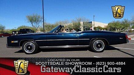 1976 Cadillac Eldorado for sale 100965262