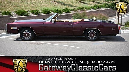 1976 Cadillac Eldorado for sale 101014010