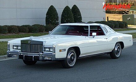 1976 Cadillac Eldorado for sale 101023988