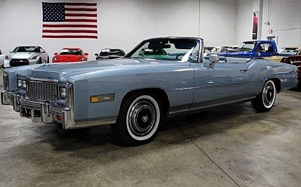 1976 Cadillac Eldorado for sale 101031237