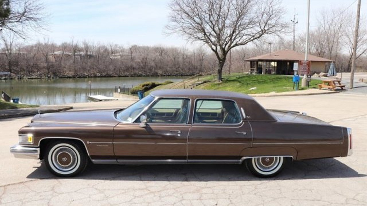 1976 Cadillac Fleetwood for sale near Alsip, Illinois 60803 ...