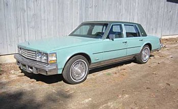 1976 Cadillac Seville for sale 100745895