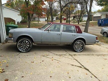 1976 Cadillac Seville for sale 100806966