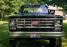 1976 Chevrolet C/K Truck for sale 101006850