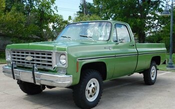 1976 Chevrolet C/K Truck Scottsdale for sale 101050875