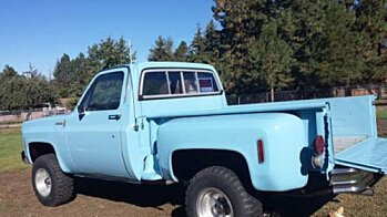 1976 Chevrolet C/K Trucks for sale 100796786