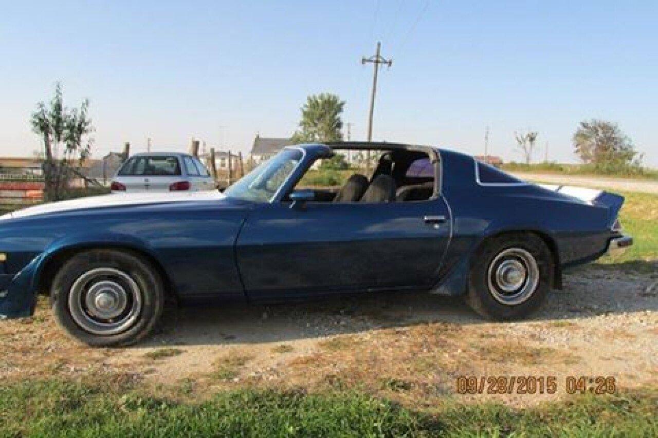 1976 Chevrolet Camaro For Sale Near Wilkes Barre