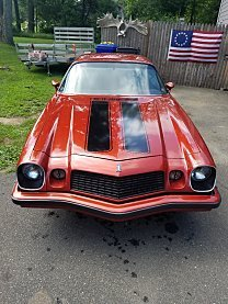 1976 Chevrolet Camaro LT Coupe for sale 101009344