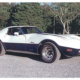 1976 Chevrolet Corvette Coupe for sale 100766527