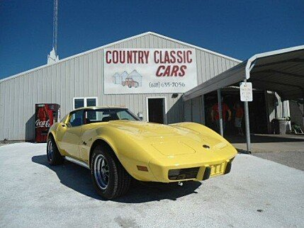 1976 Chevrolet Corvette for sale 100748542