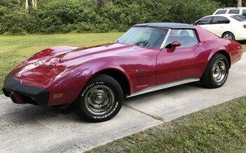1976 Chevrolet Corvette Convertible for sale 100960693
