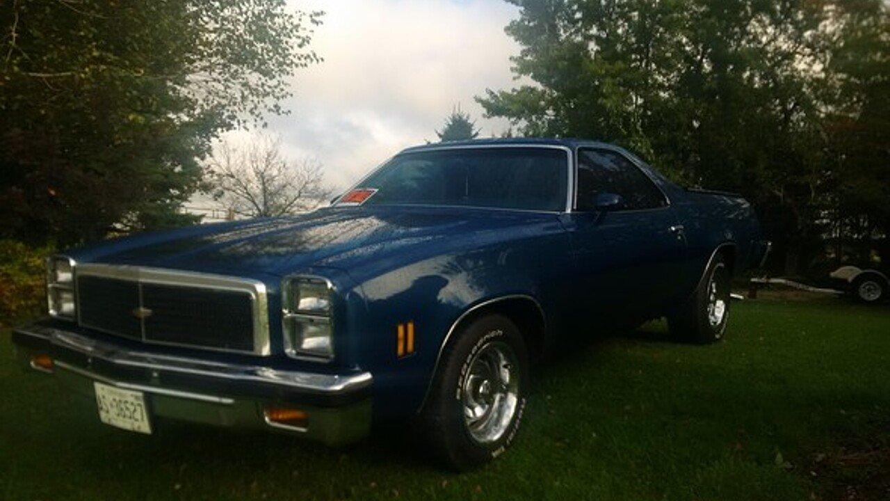 All Chevy 1976 chevy el camino : 1976 Chevrolet El Camino for sale near LAS VEGAS, Nevada 89119 ...