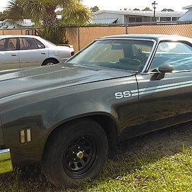 1976 Chevrolet El Camino SS for sale 100887383
