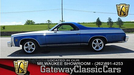 1976 Chevrolet El Camino for sale 101001398