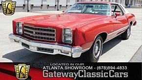 1976 Chevrolet Monte Carlo for sale 100992157