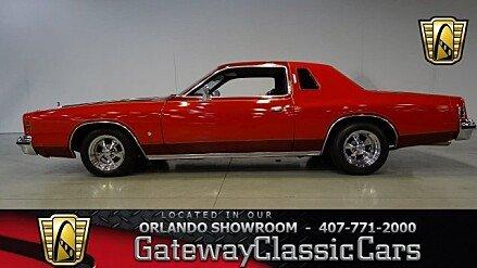 1976 Chrysler Cordoba for sale 100814287
