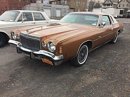 1976 Chrysler Cordoba for sale 100829328