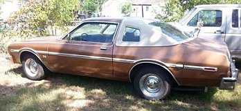 1976 Dodge Aspen for sale 100928653