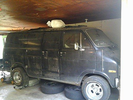 1976 Dodge B200 for sale 100767265