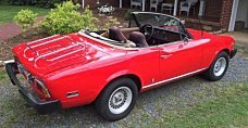 1976 FIAT Spider for sale 100842144